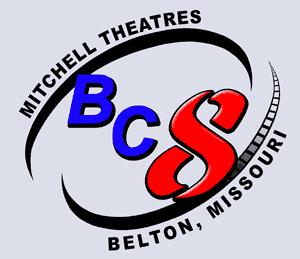 Belton Cinema 8 Mini Logo
